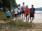 Zlatá republiková tečka našich beach boys na ukončení úspěšné sportovní sezóny Křenky