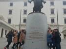 Dějepisný seminář jel na historickou exkurzi do korunovačního města uherských králů,  hlavního města Slovenska – Bratislavy