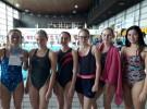 Plavecké závody na Lesné – zlato a bronz