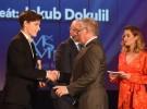 Prestižní cena Česká hlavička 2019 pro našeho studenta Jakuba Dokulila