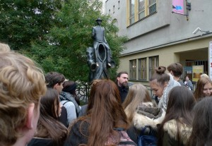 Židovské město a Franz Kafka od Jaroslava Róny