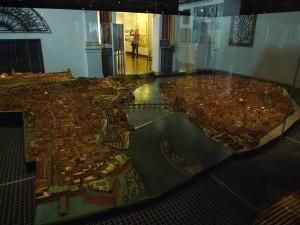 Pomáhá nám unikátní Langweilův model Prahy z let 1826-1837