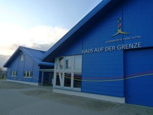 muzeum studené války v Domě na hranici