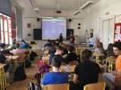 Spolupráce našeho gymnázia se Skupinou ČEZ