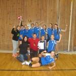 Vítězné volejbalistky