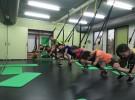 Sportovní dopoledne pro největší sporťačky v AZtower fitness