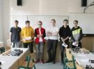 Šachový turnaj – výsledky