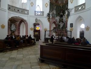 Ta fotka zachytí velmi málo, Poutní kostel sv. Jana Nepomuckého se musí navštívit…