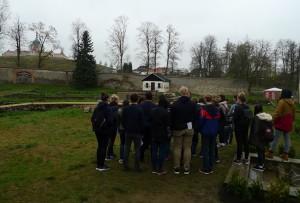 Prezentujeme v areálu zámku – Zelená hora je nadohled