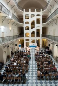 finále ve foyer Muzea české hudby