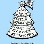 Vánoční koncert 2017 web