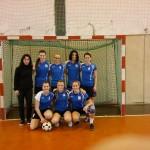 dívčí futsalový tým