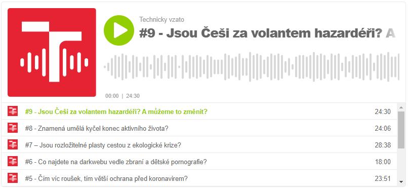 vut podcast